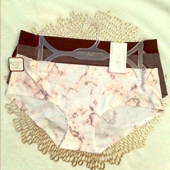 Adrienne Vittadini No Lines Bikini Briefs 3 Pack d41b3f846